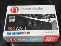 Novatech 500w Powerstation Modular PSU