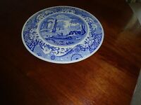 Spode plate or cheese plater