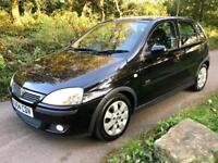 2005 Vauxhall Corsa 1.2 SXI 5dr with New MOT & Service