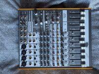 Tapco mix220FX (audio mixer)
