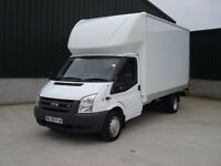 RELIABLE HOUSE MOVERS MAN WITH VAN HIRE SHORT NOTICE MOTORBIKE MOPED RECOVERY MOVING SERVICE
