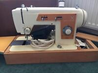 Frister and Rossman model 45 mark 2 sewing machine