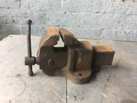 Vintage Made In England Vice / Record? / Good Little Vice call malc