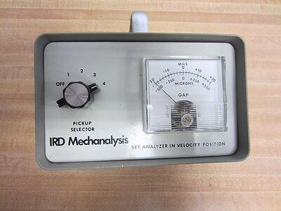 Ird Mechanalysis Model 9251 Analyzer Micron Mils 105-129v 10w