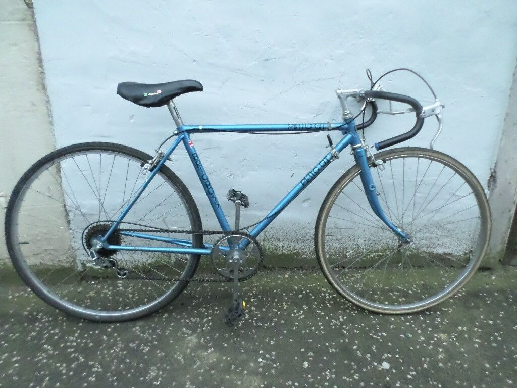 VINTAGE RETRO BRICROSS PINTO GT ROAD RACING BIKE, 19.5 INCH FRAME ...