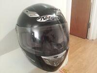 Nitro Aikido motorcycle helmet XS