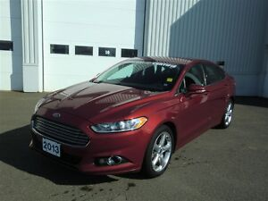 2013 Ford Fusion SE-READY TO ROLL