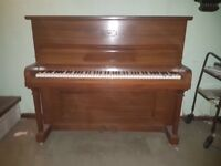 Piano sale due to bereavement make welham buyer to collect halliwell area of Bolton