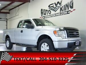 2011 Ford F-150 STX / 4x4 / Financing Available