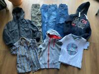 Boys clothes bundle. Mixed sizes 5-6, 6-7, 7-8 yrs