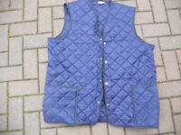 UNUSED BODY WARMER XXL