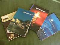 Lighting Journal Magazines published by Thorn Lighting.