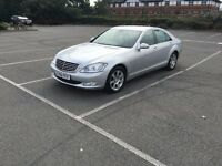 2006 Mercedes-Benz S320cdi In Perfect Mechanic Condition + F.S.H Low Mileage