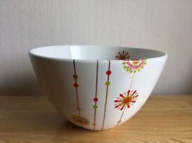 New fine ceramic large serving bowl