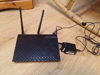 ASUS DSL-N55U Wired/Wireless router