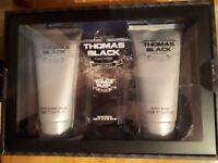 Thomas Black Pour Homme giftset