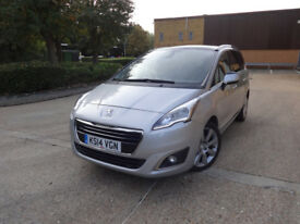 Peugeot 5008 E-HDi Allure Semi-Automatic Diesel 0% FINANCE AVAILABLE