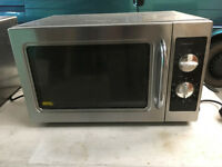 Buffalo Commercial Microwave