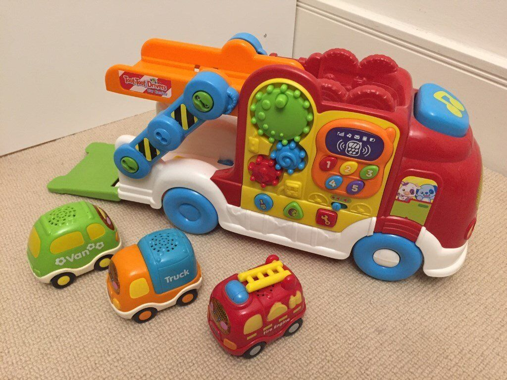 Car Tower Toy