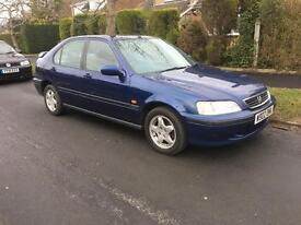 Honda Civic 1.5 sport may px excellence condition very cheap and reliable