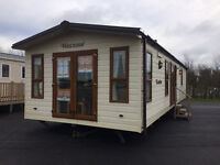 ABI Westwood Static Caravan Lodge on Hornsea Leisure Park near Hornsea Bridlington Skipsea