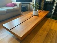 Stylish Wooden Coffee Table