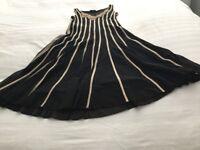 Ladies dress and Bolero size 10