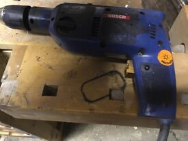 Bosch variable speed drill