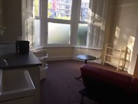 City Centre Large Partly Furnished Bedsit.