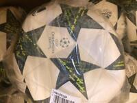 Brand New - Champions League Footballs