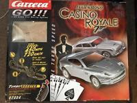 James Bond casino royale scalextric