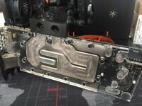 Nvidia GTX1080 FE with Waterblock+Backplate