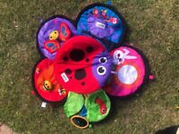 Lamaze tummy time ladybird play mat great condition