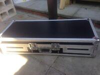 Flight Case, Mixer and Deck Coffin