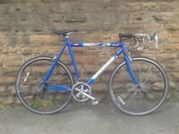 "Mercurio Italia RA5 Road Bike Racing Racer X Large Size 62cm (24.5"") frame"