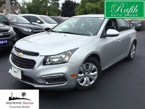 2015 Chevrolet Cruze LT Turbo-Very clean-Certified