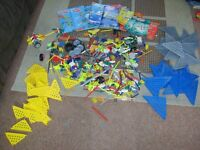 assorted bundle of knex all in pic collection from didcot smoke and pet free home