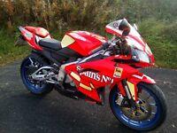 £2000 or swap px 2007 aprilia rs 125 full power fresh read add!!!!