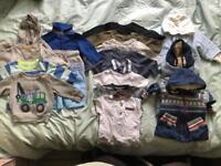 Boys 3-6 months bundle