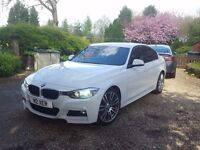 2013 BMW 318d MSport