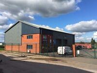Modern Industrial Unit / Warehouse To Let - 5000sq ft - DE13 9BA