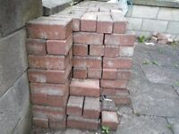 Lock Blocks Red - USED (approx 350)