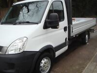 IVECO DAILY 35S11 SEMI AUTO PICKUP , NEW 4mtr BACK , 11 REG , IDEAL RECOVERY , PX SWAP CAR WHY ??