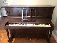 Upright Piano - Free. Banbury Area