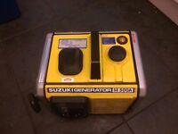 Suzuki Suitcase Generator SE500a