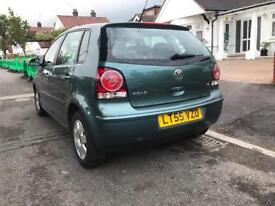 VW POLO 1.4 MANUAL 1 OWNER, FSH 5 DR, HPI CLEAR, MOT BARGAIN!