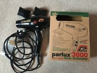 Parlux 3800 hair dryer (eco friendly)
