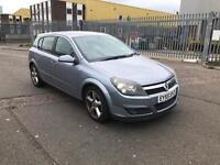 55 PLATE VAUXHALL ASTRA 1.8 SRI - 12 MONTHS MOT - HPI CLEAR - BARGAIN