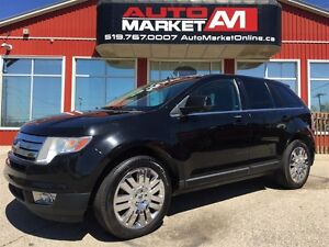 2009 Ford Edge Limited, LEATHER, PANO ROOF, WE APPROVE ALL CREDI