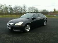 2009/59 Vauxhall Insignia in Black